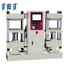 T-BOTA TBTTM-8170D2 Electrical Heating Module Ruuber plastic other polymer Programmable LCD Double Vulcanizing Machine